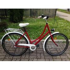 Jalgratas 28´´ 3 käiku punane