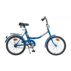 Kokkupandav jalgratas Aist 20 tolli Sinine