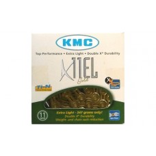 Kett KMC X11L Ti-N Gold