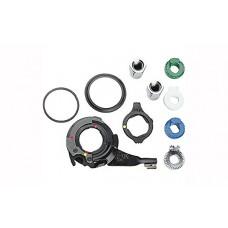 Rear hub components cap, nut etc, Shimano Alfine 8 SM-S700